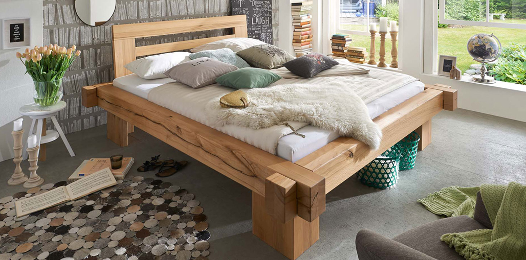Balkenbett zirbe  Gesund Schlafen mit Zirbenholz | Wohnkonzepte Benzinger in Friolzheim