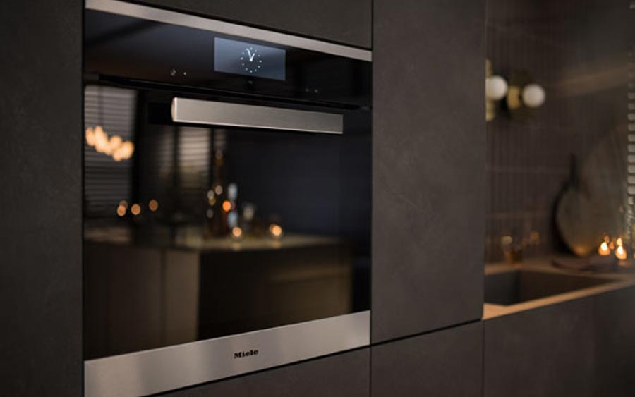 Miele Elektrogeräte Küchenstudio Benzinger