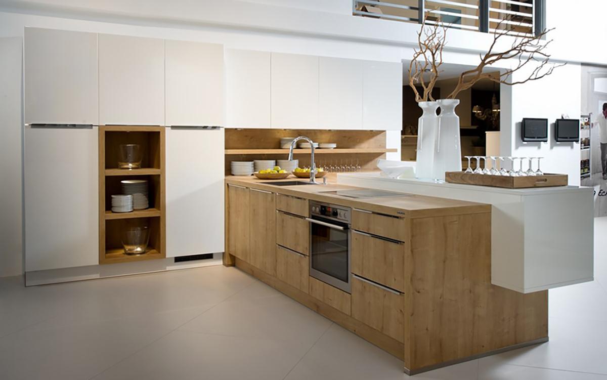 Rustikale Einbauküche Küchenstudio Benzinger Friolzheim