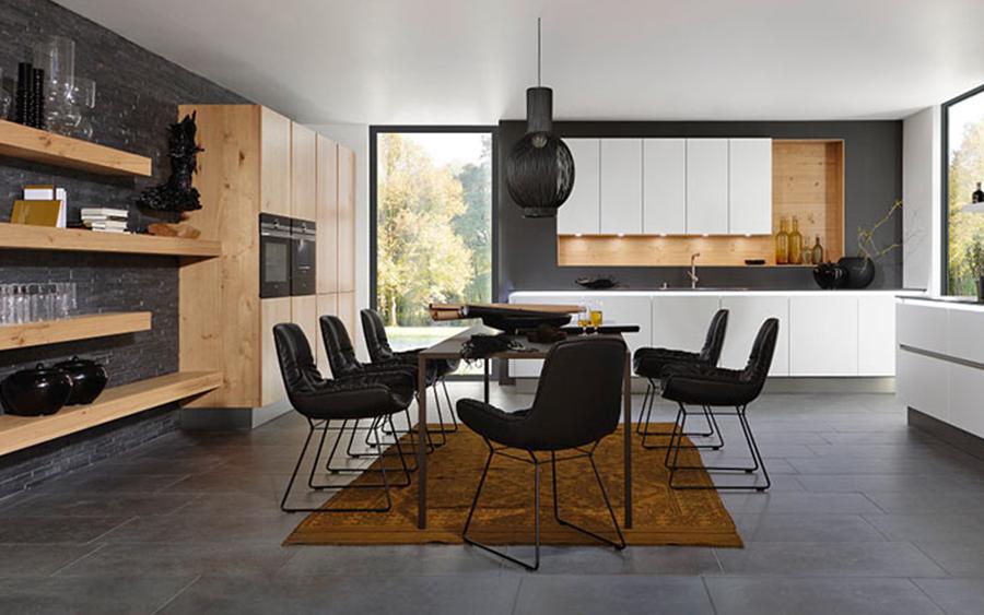 Moderne Küche Küchenstudio Benzinger Friolzheim